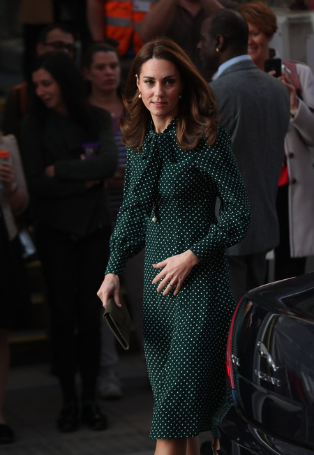 kate middleton look lunares
