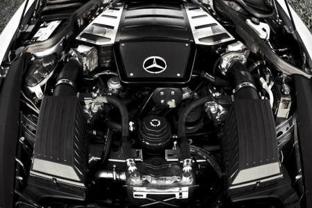 Wheelsandmore Mercedes-Benz SLS AMG Roadster