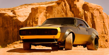1967 Chevrolet Camaro SS (Bumblebee)