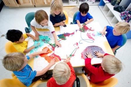 Siete claves infalibes para aficionar a los niños al arte (ahora que sus mentes son maravillosas)
