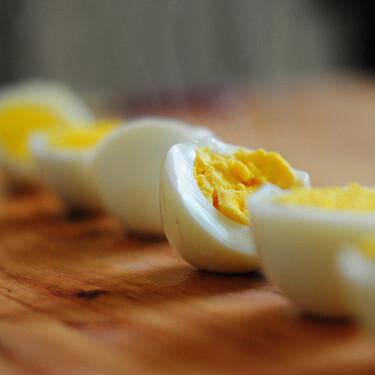 Como hacer huevos cocidos a la perfección