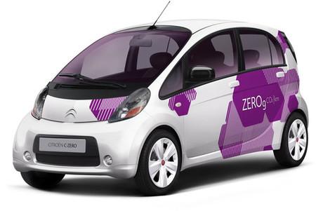 Citroën C-Zero, el último lado del triángulo