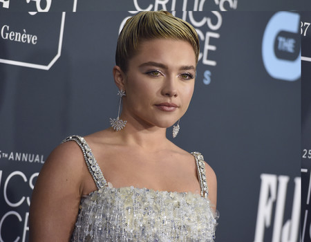 florence pugh Critics' Choice Awards 2020