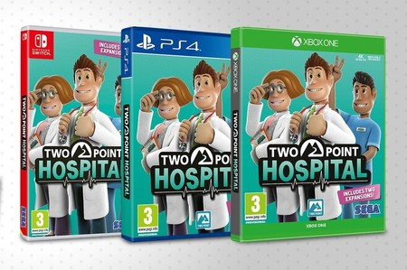 Two Point Hospital, el soberbio sucesor de Theme Hospital, abrirá consulta en Switch, PS4 y Xbox One este mismo año
