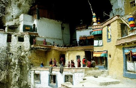 Phugtal Monastery 2