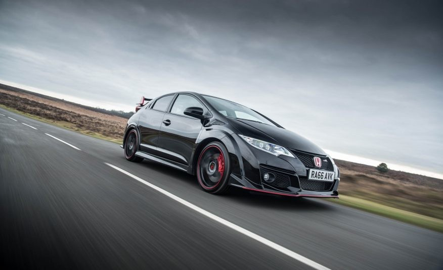 Foto de Honda Civic Type R Black Edition (3/6)