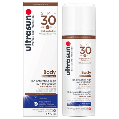 Ultrasun Tan Activator For Body