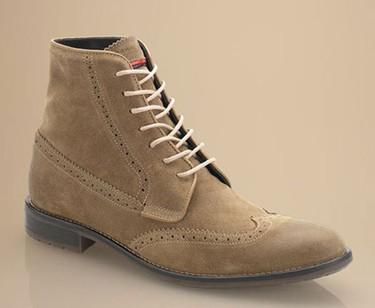 Los zapatos para el otoño de Tommy Hilfiger