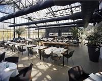 De Kas, un invernadero convertido en restaurante