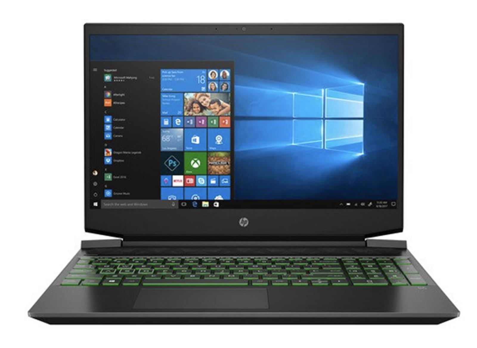 Portátil Gaming HP Pavilion 15-ec1013ns, AMD Ryzen 7, 8GB, 512GB SSD, GeForce GTX 1650Ti 4GB