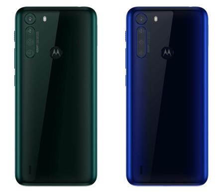 Motorola One Fusion Colores