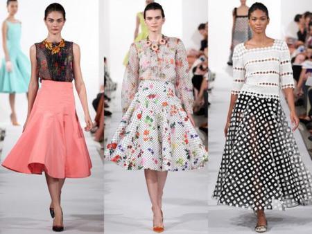 Tendencias Primavera-Verano 2014: faldas fifties.jpg