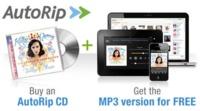 Amazon lanza AutoRip: compra un CD físico y obtén los MP3 inmediatamente en Cloud Player
