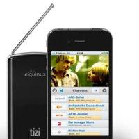 Tizi, un sintonizador TDT externo para el iPhone y el iPad