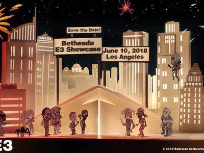 Bethesda E3 2018: conferencia en directo