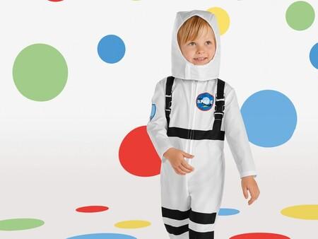 Disfraz De Astronauta Infantil 4