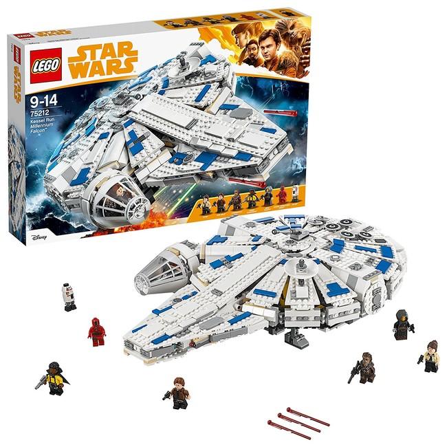 Ofertas en una selección de sets de Lego: desde 17 euros hasta 116,90 durante el Prime Day de Amazon