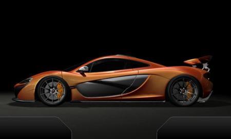 El McLaren P1 de producción estará en Ginebra