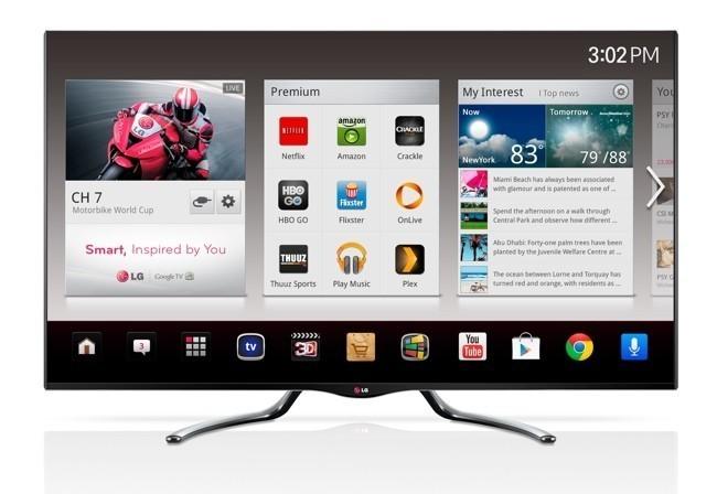 Google prepara su 'Nexus TV', un nuevo asalto al salón