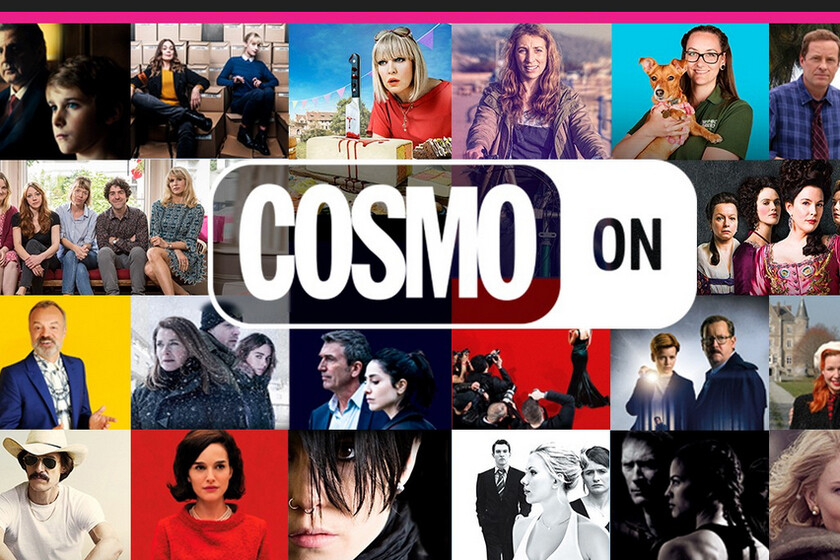 Movistar+ regala el servicio bajo demanda COSMO ON a todos los clientes de Fusión