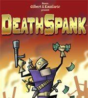 'DeathSpank', lo nuevo de Ron Gilbert