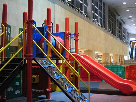La seguridad de los espacios dónde juegan los niños