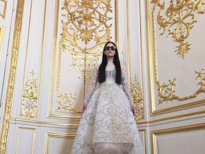 Ella es Gilda Ambrosio, la chica de moda que ha fichado Chiara Ferragni en su nueva campaña