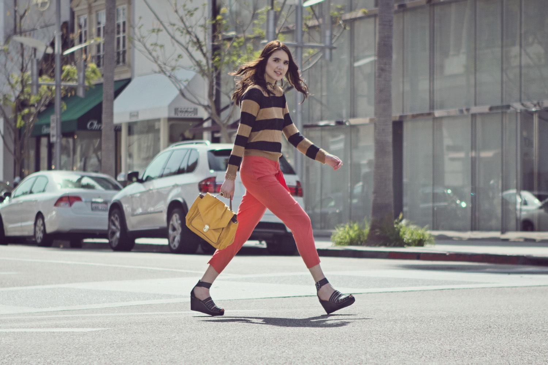Foto de H&M sigue contando con las bloggers para su campaña de los zuecos de Swedish Hasbeens (9/20)