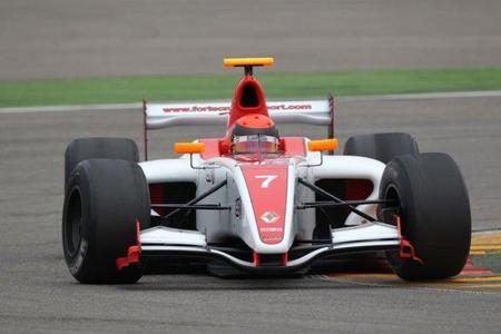 Victorias de Alexander Rossi y Kevin Korjus en la primera reunión de la Fórmula Renault 3.5