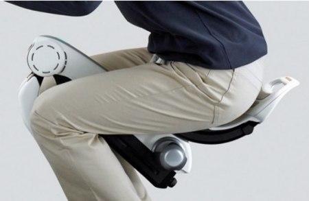 Honda presenta un nuevo sistema de ayuda para andar