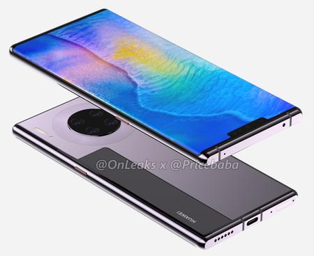 Huawei Mate 30 Pro Render Pricebaba 03