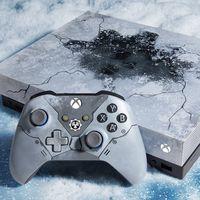 Así será la impresionante edición limitada de Xbox One X dedicada a Gears 5