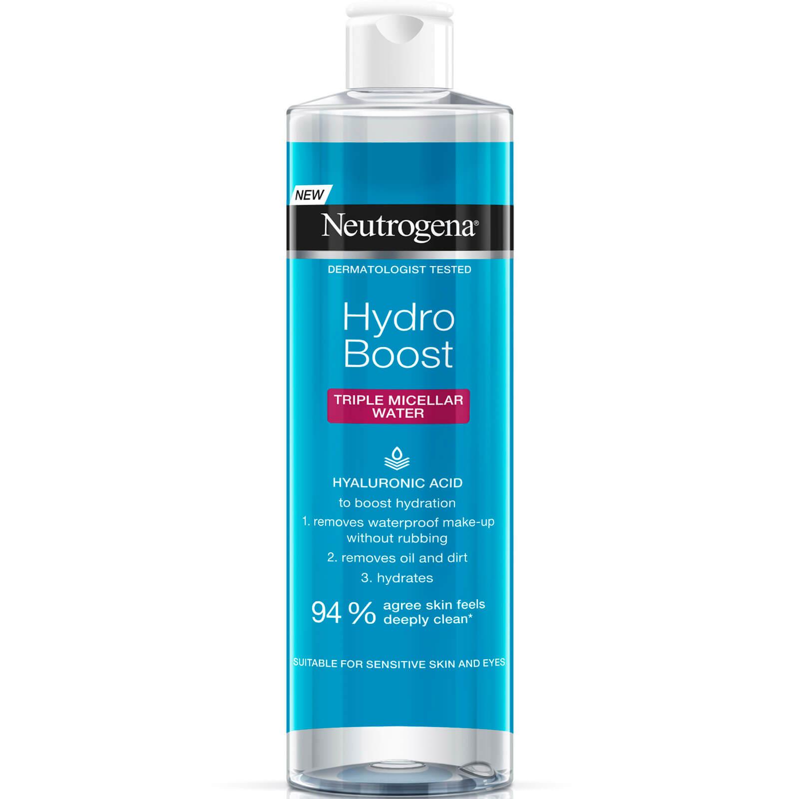 Agua micelar Hydro Boost de Neutrogena