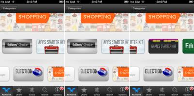 Apple renueva el App Store en iOS 6: Genius para aplicaciones y nueva sección Destacados
