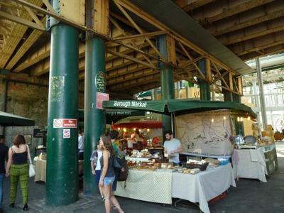 Diez mercados en Londres a visitar (II)
