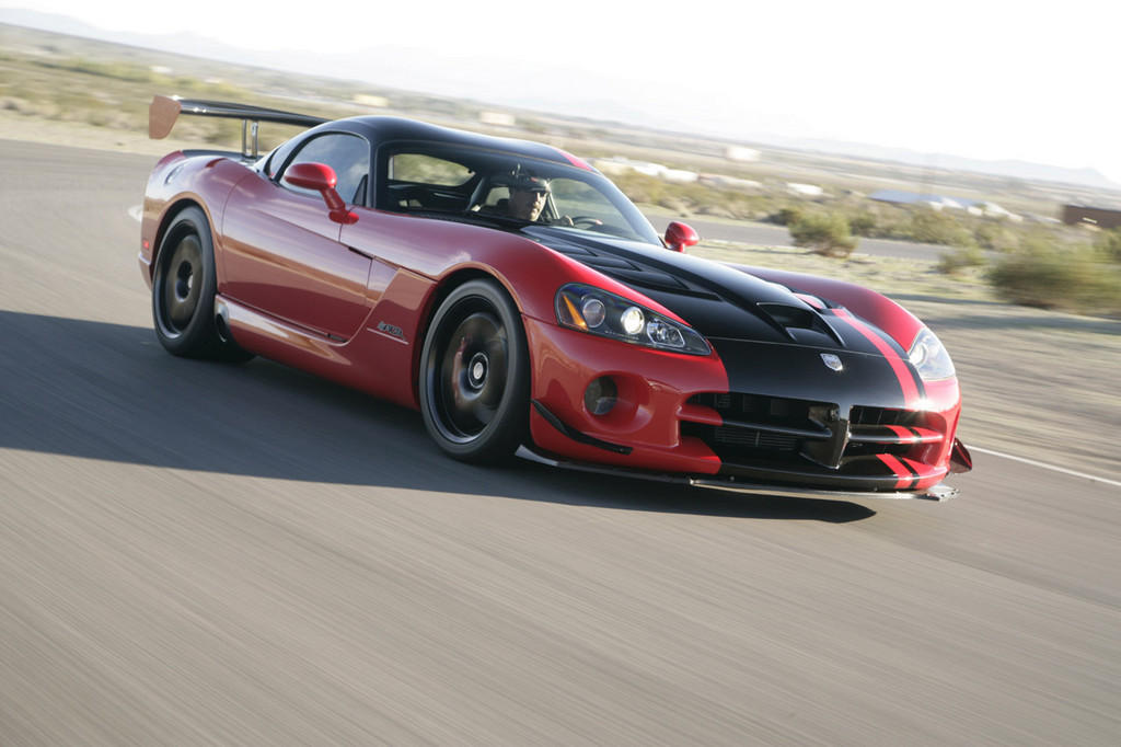 Foto de 2008 Dodge Viper SRT10 ACR (1/20)