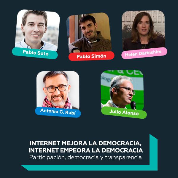 Internet Mejora Democracia