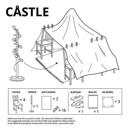 Ikea Fuertes Ninos 6
