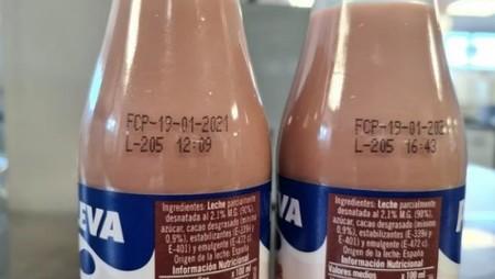 """Retiran del mercado un lote de batidos Puleva de chocolate etiquetado """"sin gluten"""", ante la presencia de trazas de esta proteína"""