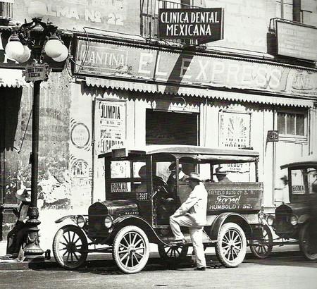 Primera Fabrica De Autos Mexico Ford 2