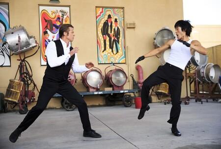 """""""Id a chupar pollas"""". Quentin Tarantino responde a los críticos con la escena de Bruce Lee en 'Érase una vez en Hollywood'"""