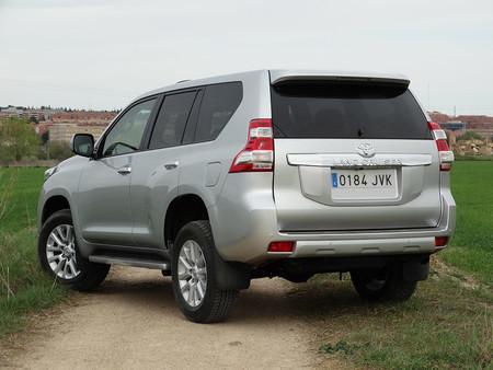 Prueba Toyota Land Cruiser Exteriores 22