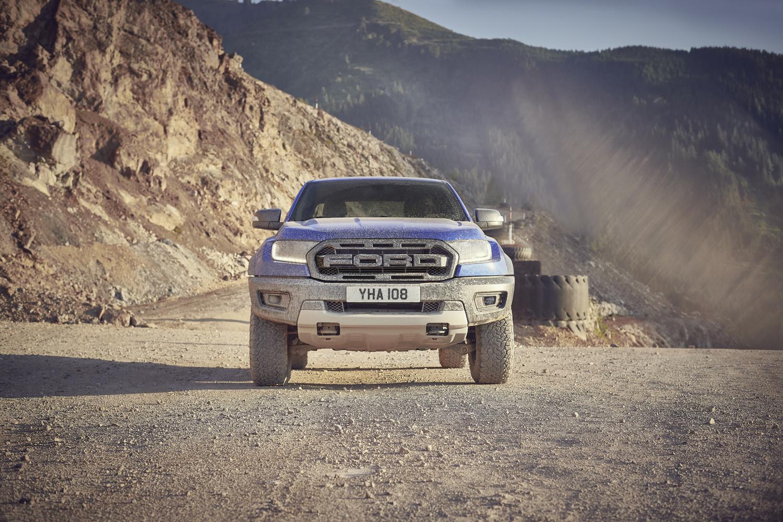 Foto de Ford Ranger Raptor 2019 (7/22)