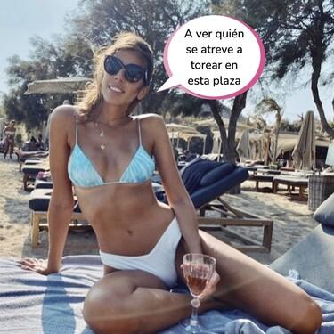 ¿Qué fue de Karelys Rodríguez? La ex 'amiguita' de Cayetano Rivera luce tipazo (y copazo) en Ibiza