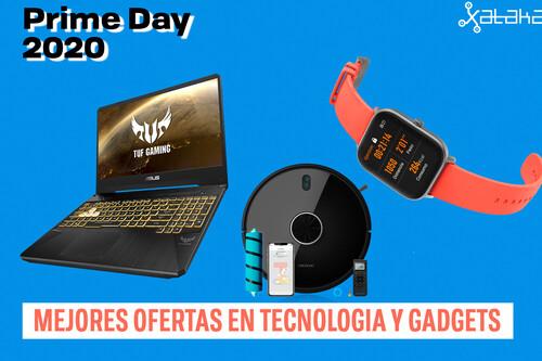 Amazon Prime day: Mejores ofertas del día en tecnología y gadgets (actualizadas)