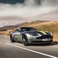 Quien haya pedido un Aston Martin DB11 más potente, ya puede dormir tranquilo