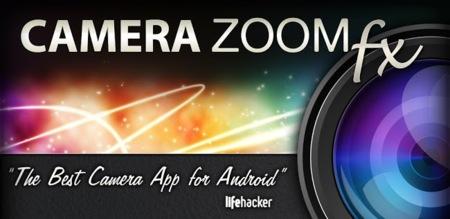 Camera ZOOM FX 4.0, ahora con nueva interfaz, nuevas funcionalidades y en oferta a 1,99 €