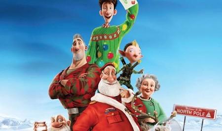 Cine en el salón. 'Arthur Christmas: operación regalo', magia navideña