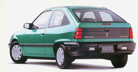 Pontiac Lemans 1988