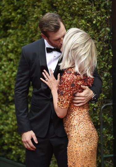 La boda hollywoodiense de Julianne Hough y Brooks Laich: así ha sido el enlace secreto (y el vestido de novia)